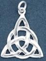 Triquetra Knot Pendant