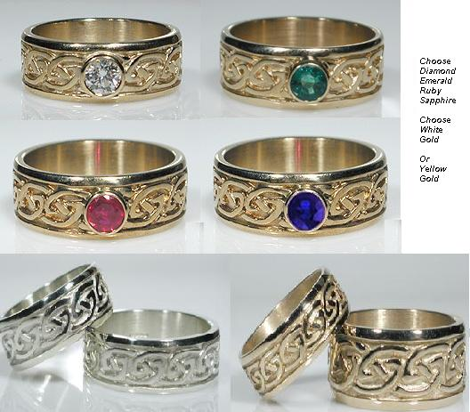 Celtic Knotwork Wedding