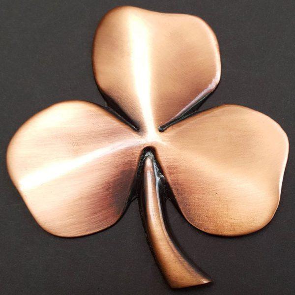 Copper Shamrock