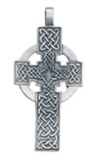Highlander Cross Pendant