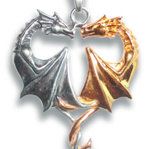 Dragon Heart for Everlasting Love