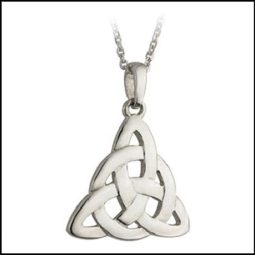 Stainless Trinity Pendant