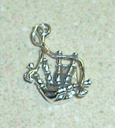 bagpipe pendant