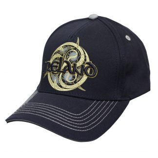 navy ireland hat