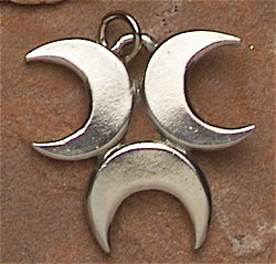 Triple Crescent Moon