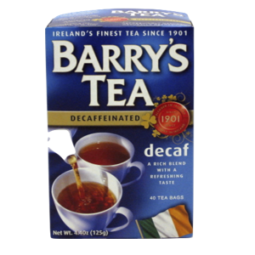 barrys decaf tea