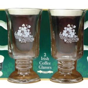 Irish Coffee Mug Set