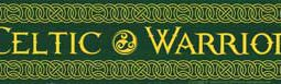 Celtic Warrior Bumpersticker