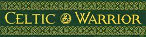 Celtic Warrior Bumpersticker