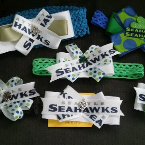 seahawks bows