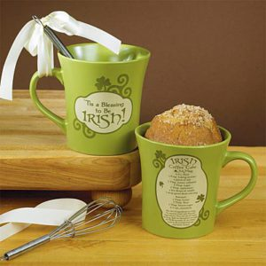 Irish Cup Recipe Mug