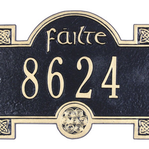 Failte Number sign