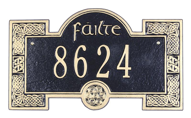 Failte Number sign