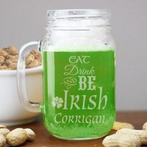 irish personalized mug