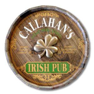 barrel irish pub