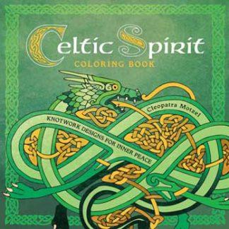 celtic coloring book