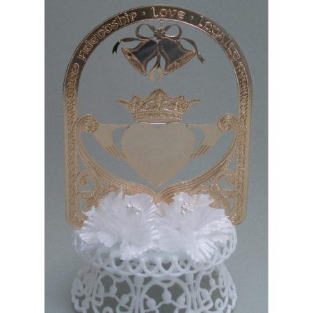 claddagh cake