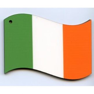 ireland flag ornament