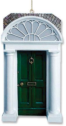 irish door ornament