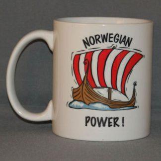 norwegian power
