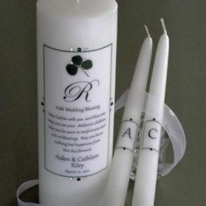 Simply Elegant Candle Set