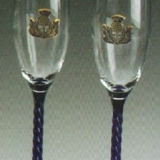 thistle_wedding_flutes