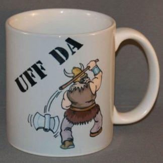 uff da mug