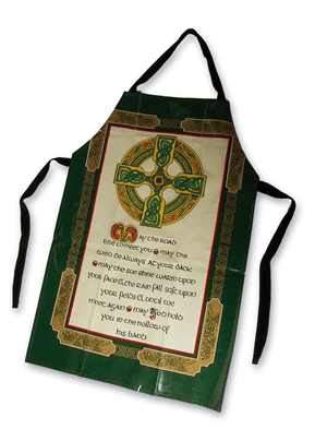 Celtic Attic: Treasures - Irish Kitchen - Celtic Aprons