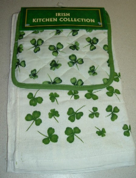 Celtic Attic: Treasures - Irish Kitchen - Towels