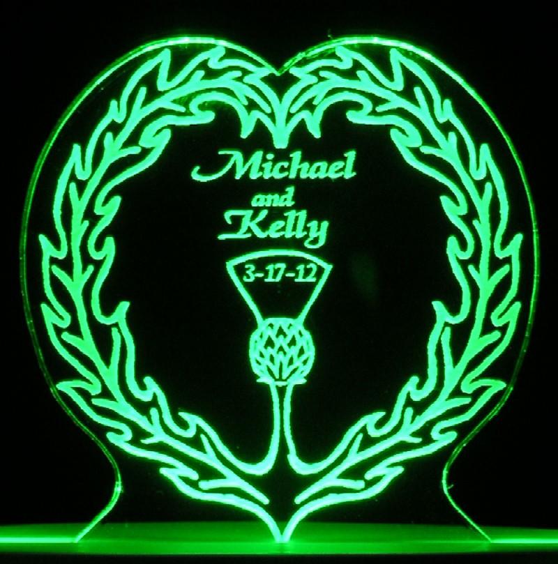 Celtic Attic: Wedding Cake Toppers, Irish, Scottish, Claddagh ...