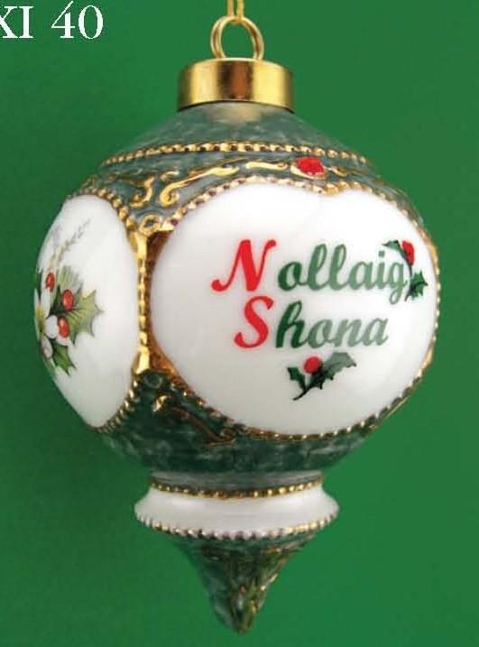 traditional irish christmas decorations - Rainforest ...