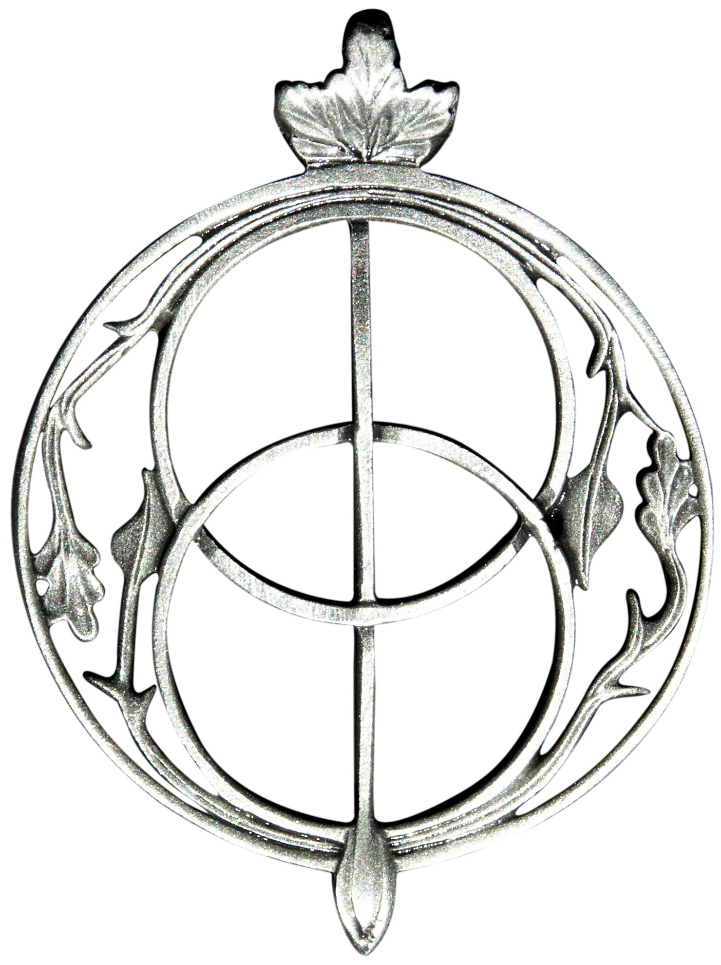 Chalice Well Pendant Celtic Attic