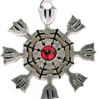 Protection Cross Amulet | Celtic Attic