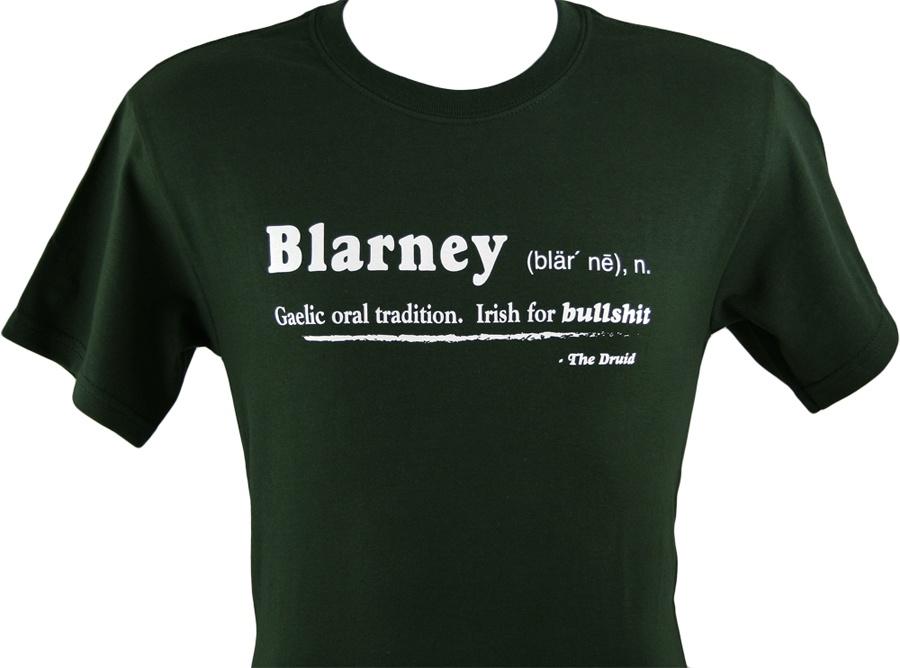 Blarney tee shirt