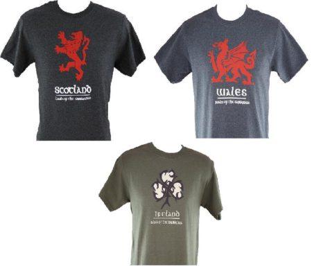 Barbarians Tee shirt