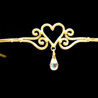 Heart Circlet Tiara