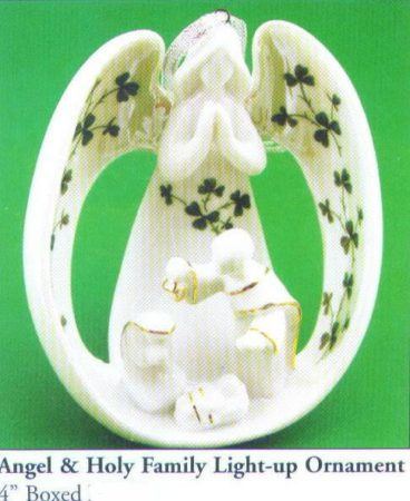 Shamrock Holy Family Lightup