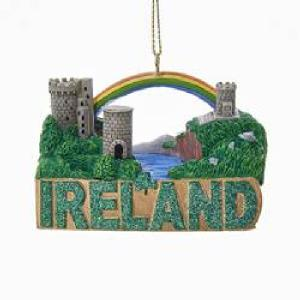 Ireland Ornament