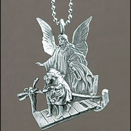 Guardian Angel Rear view Mirror Ornament