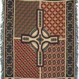 Celtic Cross Throw