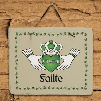 failte personalized sign