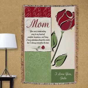 mum tapestry