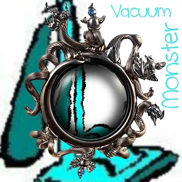 vacuum monster