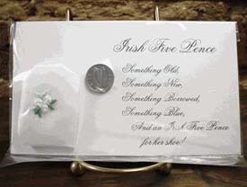 Bridal Five Pence