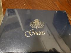 thistle guest book