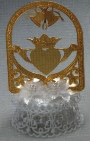 Celtic Attic Wedding Cake Toppers Irish Scottish